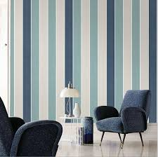 wide wallpaper home decor blue purple apricot wide stripe wallpaper modern pvc vinyl home