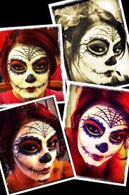 Sugar Skull Halloween Makeup 90 Best Day Of The Dead Images On Pinterest Sugar Skulls Day Of