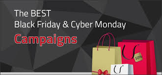 amazon black friday weving best black friday and cyber monday campaigns in 2015
