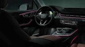 Audi Q7 2017 - 2017 audi q7 interior review youtube