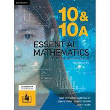 9781107568907 essential mathematics ac 10 u0026 10a textbook