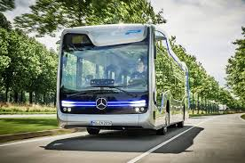 future mercedes truck mercedes benz future bus is autonomous transportation for the masses