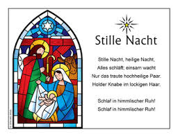 christmas carol stille nacht silent night song coloring freebie
