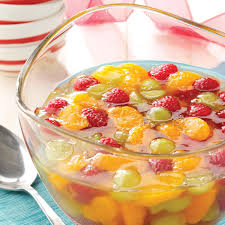 jello salads for thanksgiving sparkling gelatin salad recipe taste of home