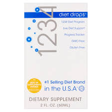 1234 diet drops dietary supplement 2 fl oz walmart com