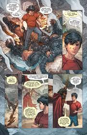 what gods power shazam and how did this change during darkseid war
