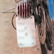 cycle standard model a light mounting bracket vertical