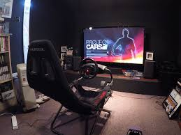 Challenge Setup Playseat Challenge And Thrustmaster T300rs Question