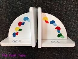 personalized bookends baby book ends the paint custom baby gifts painted