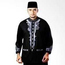 baju koko jual busana baju muslim pria baju koko harga murah blibli
