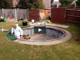 sunken trampolines on vimeo