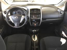 nissan tiida hatchback interior used 2015 nissan versa note 4 door car in kelowna bc 7rv7448b