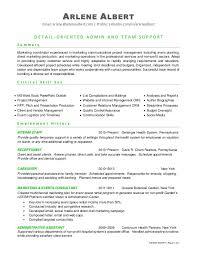 Resume For Marketing Job Sample Resume For Marketing Coordinator Marketing Manager Resume