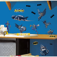 roommates rmk1148scs batman gotham guardian peel and stick wall roommates rmk1148scs batman gotham guardian peel and stick wall decals wall stickers murals amazon canada