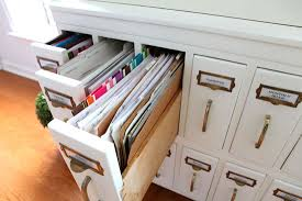 how to build a file cabinet drawer furniture makeover diy chalk painted wood file cabinet in my own