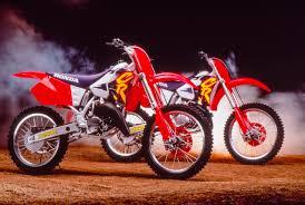 motocross action magazine motocross action magazine two stroke tuesday 1995 honda cr125