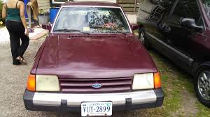 1987 Ford Escort Wagon Ford Escort Classic Cars For Sale Used Cars On Buysellsearch