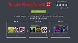 bundle android humble mobile bundle 22 is here with 8 android