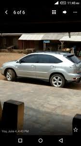 lexus rx330 nairaland lexus rx330 for sale n2 6m autos nigeria