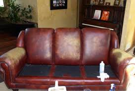 How To Dye Leather Sofa St Louis Leather Repair Leather Furniture Repair