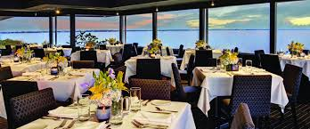 seafood restaurant with a view chart house