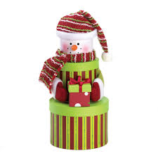 wholesale snowman tiered gift boxes buy wholesale snowmen
