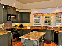 San Antonio Kitchen Cabinets Project Gallery Nielsen U0027s Painting U0026 Remodeling