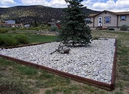 White Rock Garden Garden White Rocks Home Design Ideas And Pictures