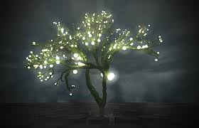 cube tree with lights by ottov on deviantart