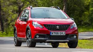 what car peugeot 2008 2017 peugeot 2008 review