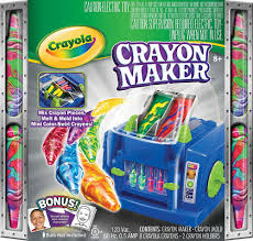crayola crayon maker instructions coloring page free coloring