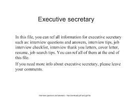 executivesecretary 140625102204 phpapp02 thumbnail 4 jpg cb u003d1403691755