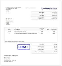 invoice example free invoice templates uk preview invoice