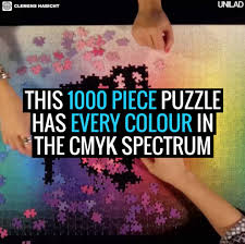 cymk puzzle unilad quite possibly the most satisfying jigsaw puzzle