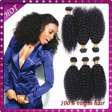 Mongolian Curly Hair Extensions by Human Hair Weave Mongolian Curly Human Hair Weave