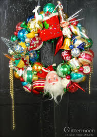 happy memories glittermoon vintage christmas