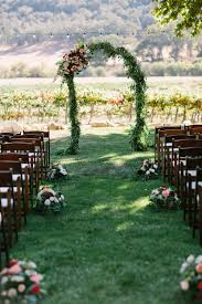 Backyard Vineyard Design by Hammersky Vineyards Wedding Ruffled