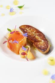 recette de cuisine de chef étoilé recette de foie gras poêlé du chef étoilé louis philippe vigilant de