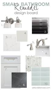 Ideas For Bathroom Renovation by Best 20 Small Bathroom Remodeling Ideas On Pinterest Half