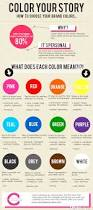color your story choosing colors for your brand colors