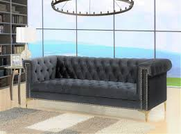 Purple Velvet Chesterfield Sofa by Chesterfield Furniture Hisory Of Most Popular Home Design