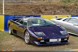 Lamborghini Murcielago Purple - archives 2009 03 09