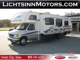used 2005 fleetwood rv tioga sl 31w motor home class c at