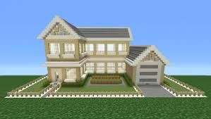minecraft tutorial how to make a suburban house 4 minecraft