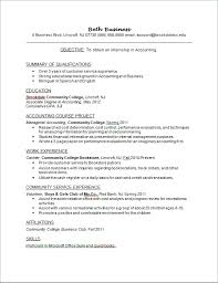 Sample Resume For College Internship by Internship Resume Template Microsoft Word Gallery Of Sample