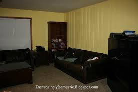 Painting Panneling Increasingly Domestic Painting Wood Paneling