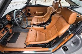 retro porsche custom driving the 1990 porsche 911 reimagined by singer vehicle design