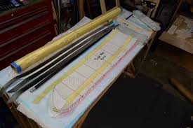 building a composite airplane wing 9 steps with pictures