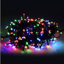 multi colour festival diwali wedding party led string home