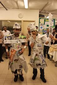 housekeepingweek daytwo newspaper dress making game